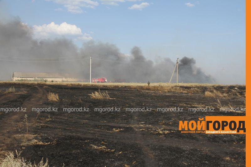 Новости Уральск - Жители микрорайона в Уральске всю ночь задыхались от дыма