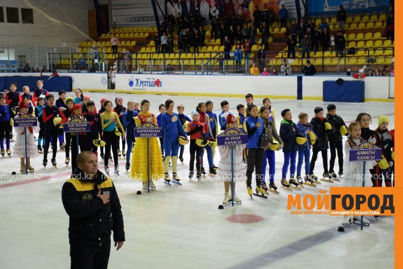 Новости Уральск - В Уральске проходит чемпионат по шорт-треку