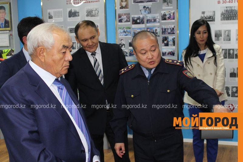 Новости Актобе - На форум земляков в Актюбинской области приехали ветераны МВД