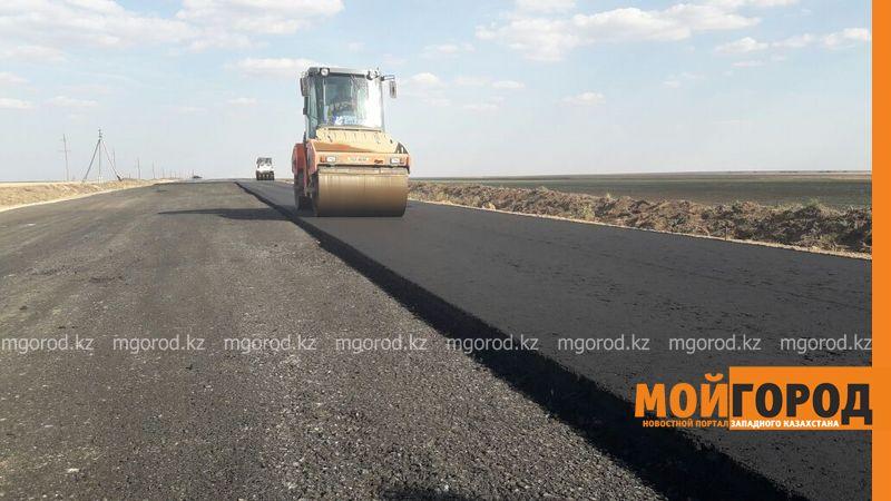 Новости Уральск - Аким ЗКО велел вести строительство трассы в поселок Таскала круглосуточно