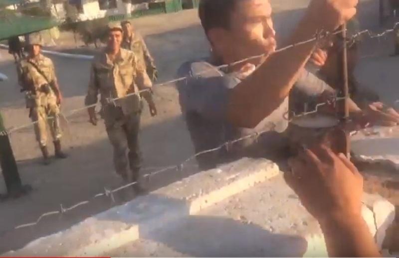 Новости Атырау - По факту нападения на погранзаставу в Атырауской области начато досудебное расследование
