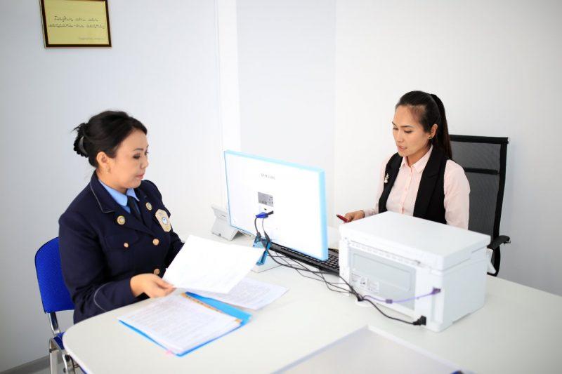 Новости Атырау - В Атырау открыли центр правоохранительных услуг