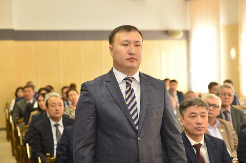 Новости Атырау - В Атырау назначилиновых руководителей двух управлений
