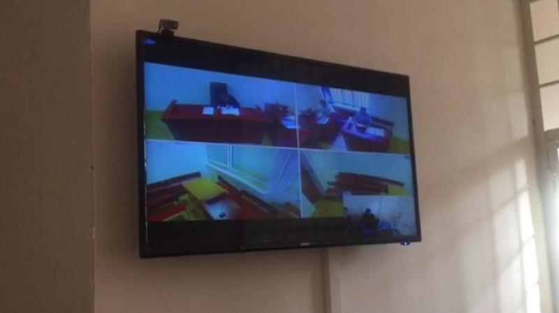 Новости Атырау - В Атырау подозреваемых будут содержать под стражей в режиме онлайн