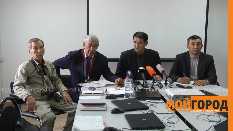 Расследование посадки самолета без шасси в аэропорту Уральска может затянуться