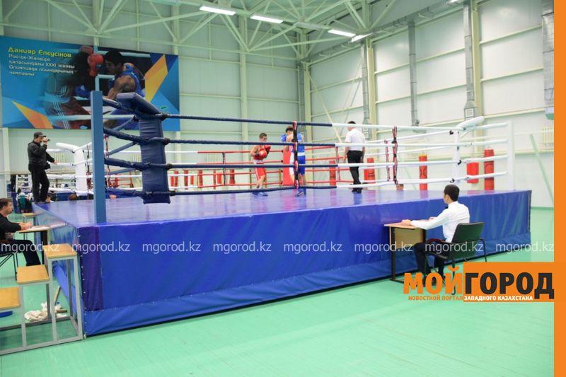 Новости Уральск - В Уральске проходит чемпионат ЗКО по боксу