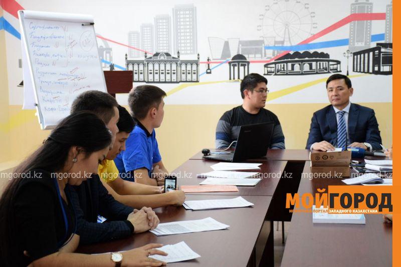 Новости Уральск - Оралда жастардың алғашқы коворкинг орталығы ашылды