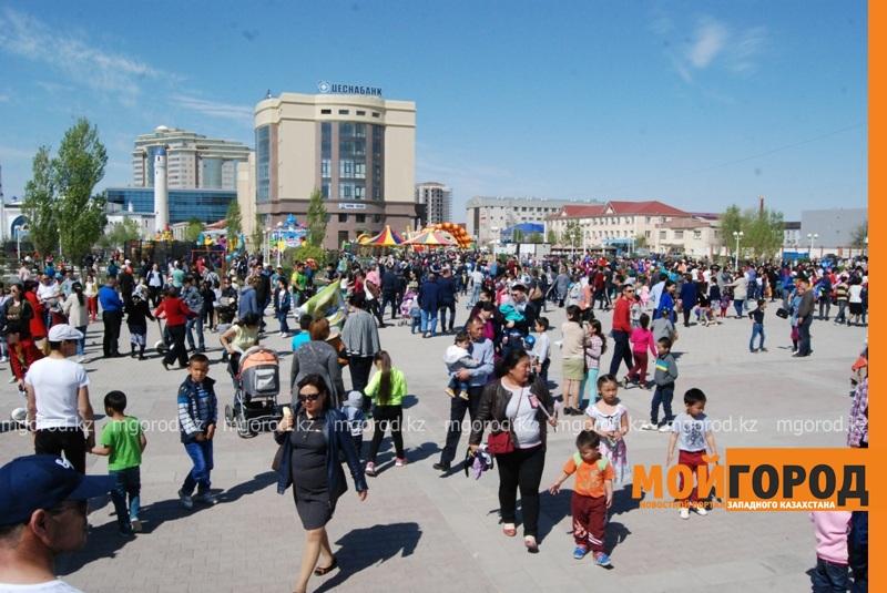 Новости Атырау - День города в Атырау будут праздновать 7 дней