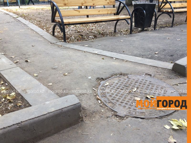 Новости Уральск - 37% респондентов остались недовольны ремонтом дворов в Уральске