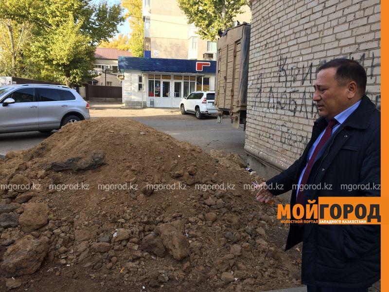 Новости Уральск - Уральским депутатам не понравился ремонт дворов