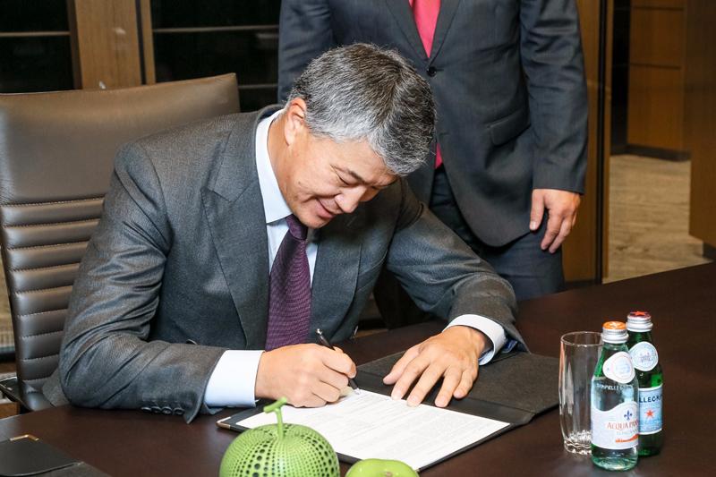 Новости Уральск - Паралимпийский спорт в Казахстане будет продвигать компания Toyota в партнерстве с НПК