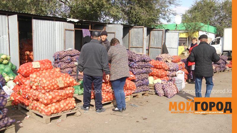 """Новости Атырау - Почем картошка? """"МГ"""" сравнил цены на овощи в четырех областях Западного Казахстана"""
