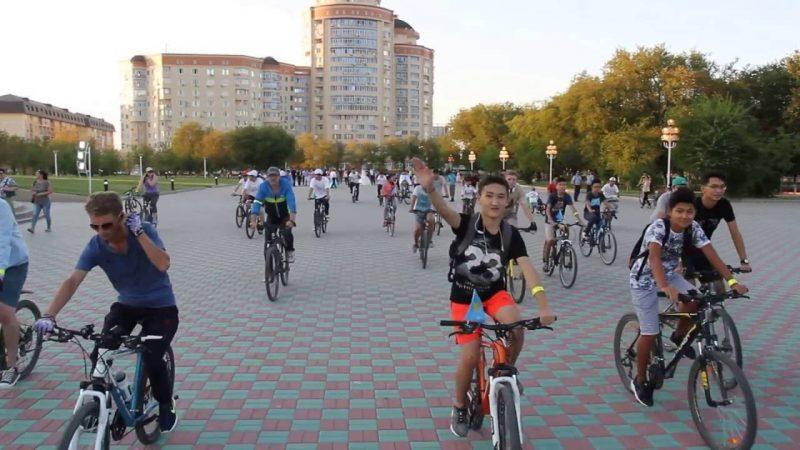 Новости Атырау - В Атырау ко Дню города пройдет массовый велопробег