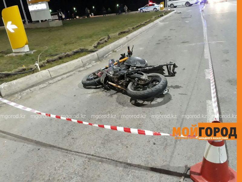 Новости Уральск - В ЗКО насмерть разбился мотоциклист
