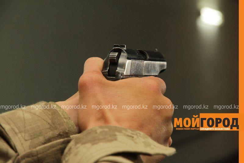 Два пистолета изъяли полицейские у жителя Актобе