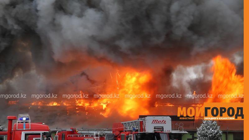 Новости Уральск - Пожарные ЗКО рассказали, как вести себя в случае ЧС
