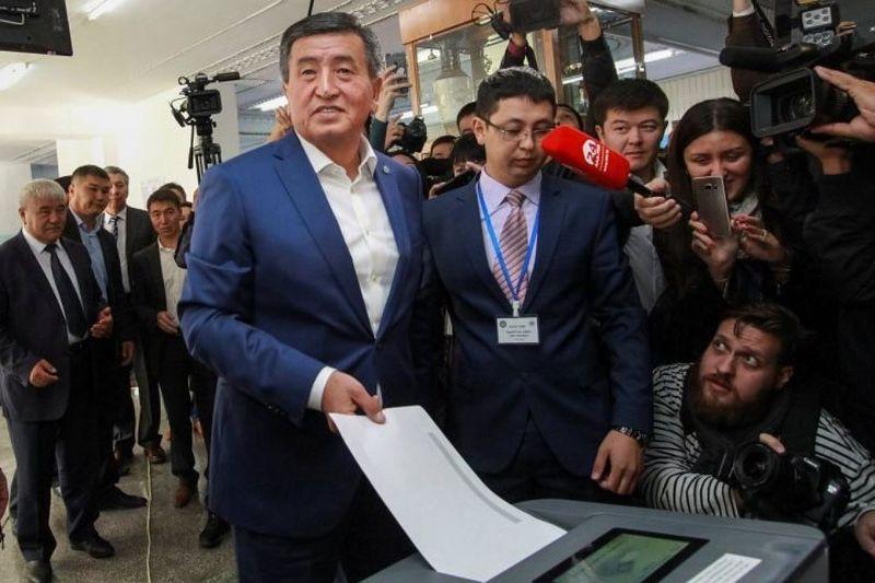 Новости - В Кыргызстане выбрали нового президента