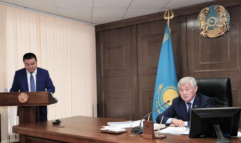 Новости Актобе - Аким Актюбинской области поручил разобраться с ценообразованием на ГСМ и уголь