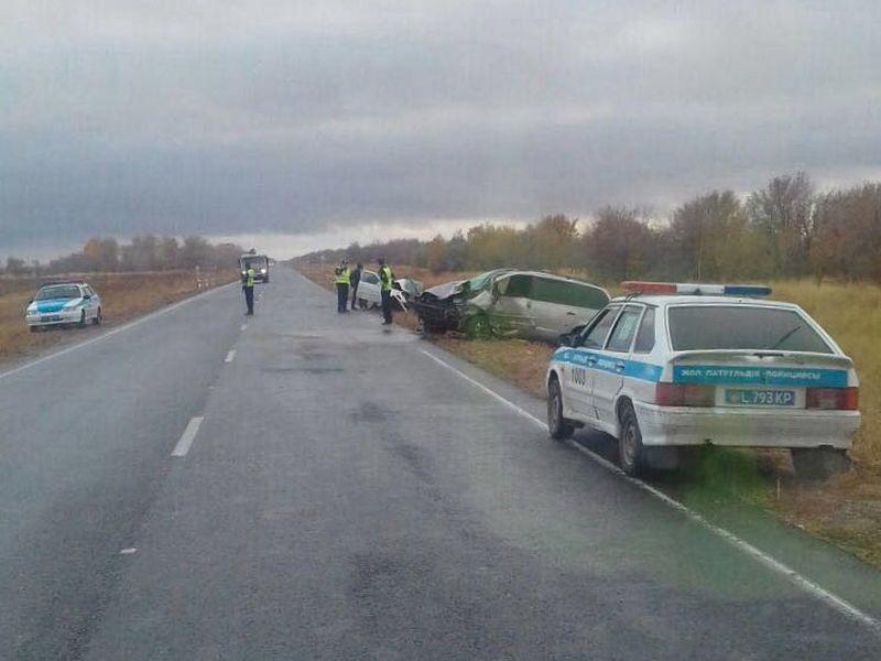 Новости Уральск - Пострадавший в смертельном ДТП на трассе ЗКО находится в реанимации