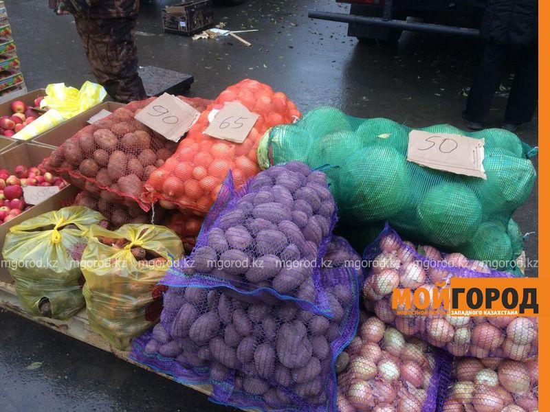 Новости - Казахстан запретил ввозить картофель, яблоки, гранаты и хурму из Кыргызстана и Узбекистана