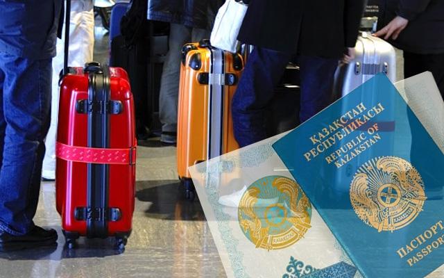 Новости Атырау - Жители Атырау смогут автоматически снять запрет на выезд за границу