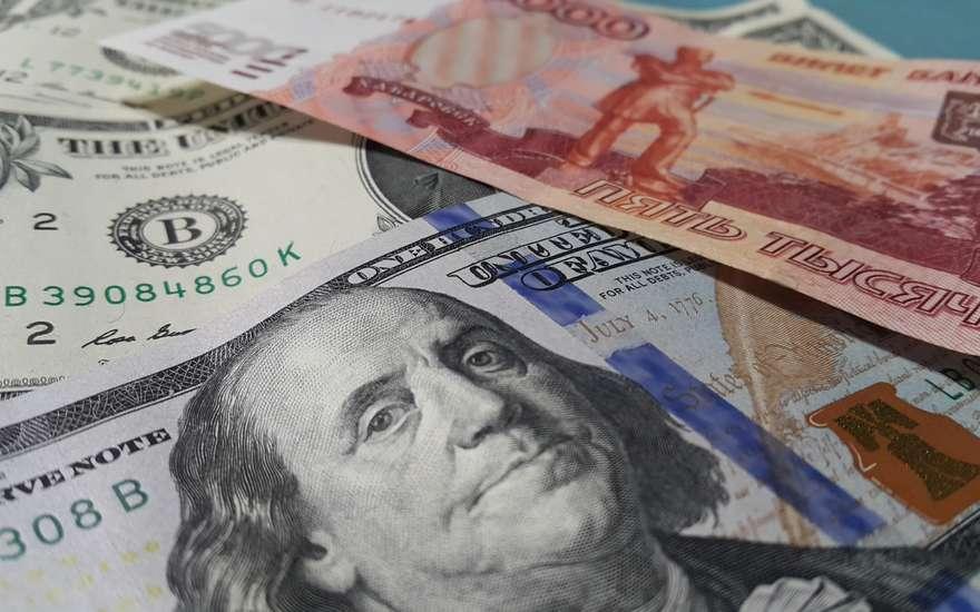 Новости Атырау - Жители Атырау стали больше покупать рубли, но меньше продавать доллары