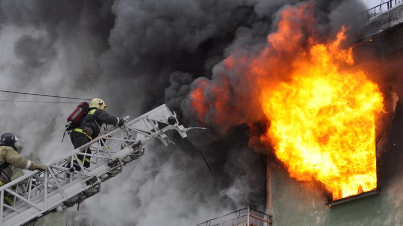 Новости Атырау - 8 случаев поджогов установлено в Атырау с начала года