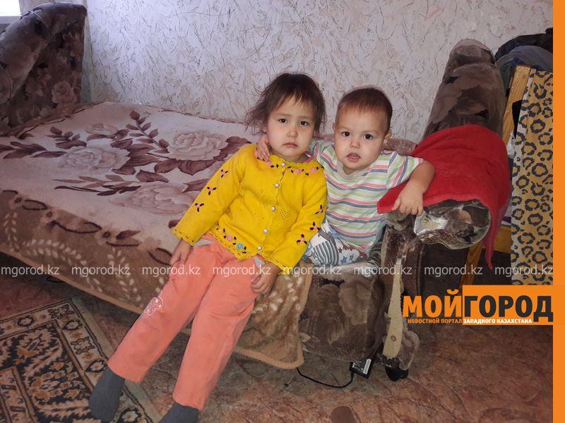 Новости Уральск - Матери с тремя детьми нечем платить за аренду квартиры в Уральске