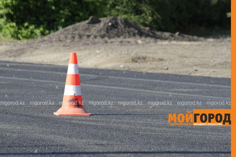 Новости Актобе - В Актюбинской области начали реконструкцию автодороги Актобе – Атырау