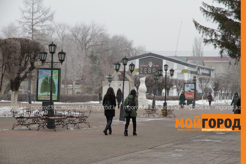 Новости Уральск - Погода на 24 ноября