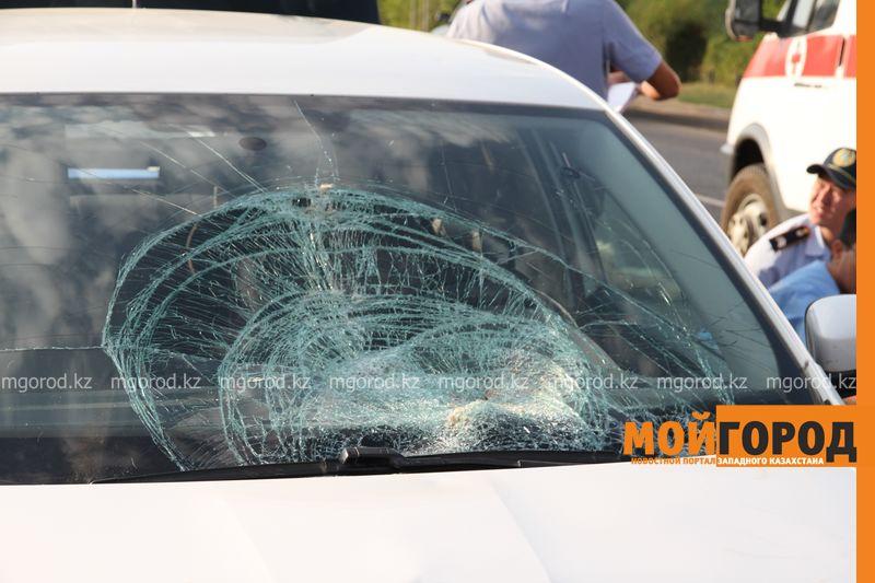 Новости Актау - Житель Мангистауской области погиб в ДТП на угнанном авто
