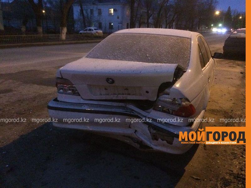 Новости Уральск - В Уральске произошло ДТП