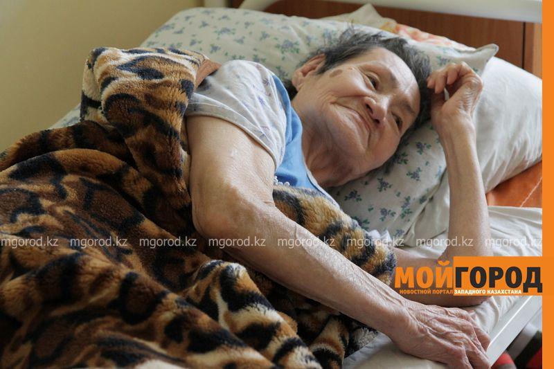 Новости Уральск - Вдова Сакена Гумарова скончалась в доме престарелых в Уральске