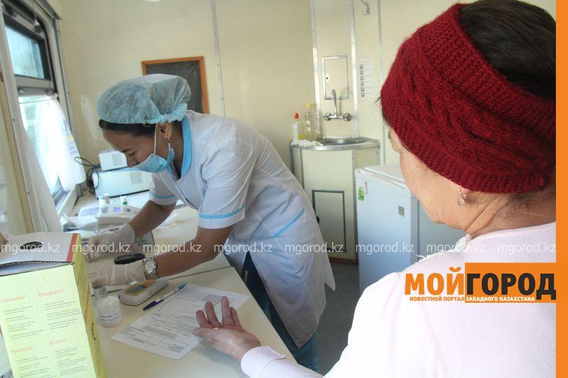 Новости Уральск - Жители отдаленных станций ЗКО получат бесплатную медицинскую помощь