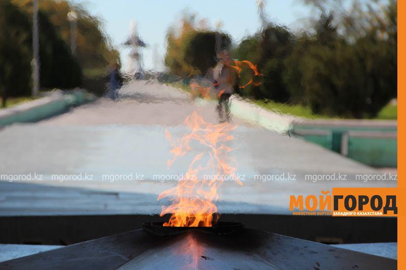 Новости Актау - Осень в Актау