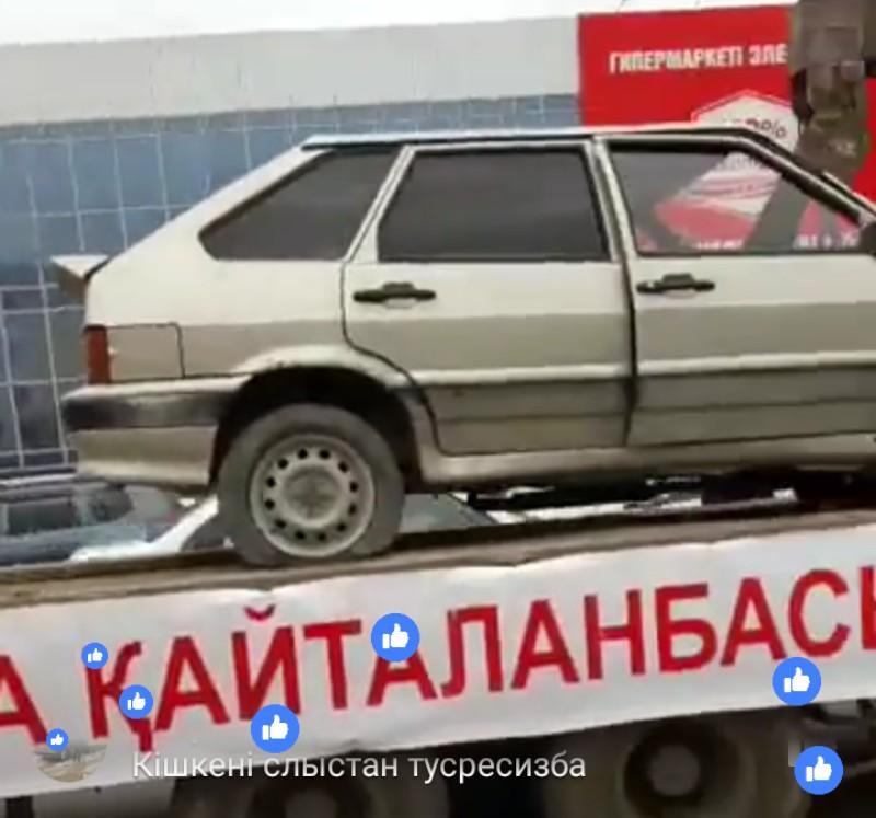 Новости Атырау - В Атырау почтили память пострадавших в ДТП