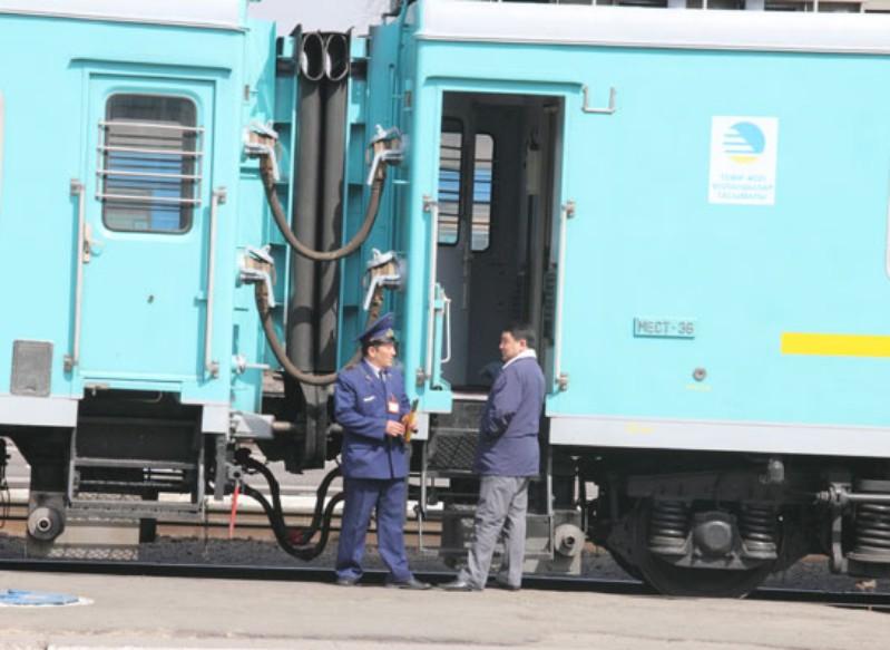 Новости Атырау - В Атырау вынесли приговор дебоширу, ударившему ножом проводника