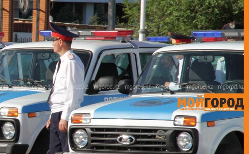 Новости Актобе - После получения 180 авто полицейские Актобе попросили еще 100 машин