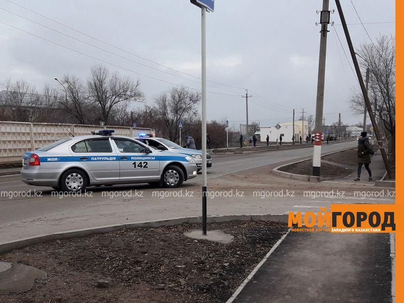 Новости Уральск - Антитеррористические учения проходят в Уральске