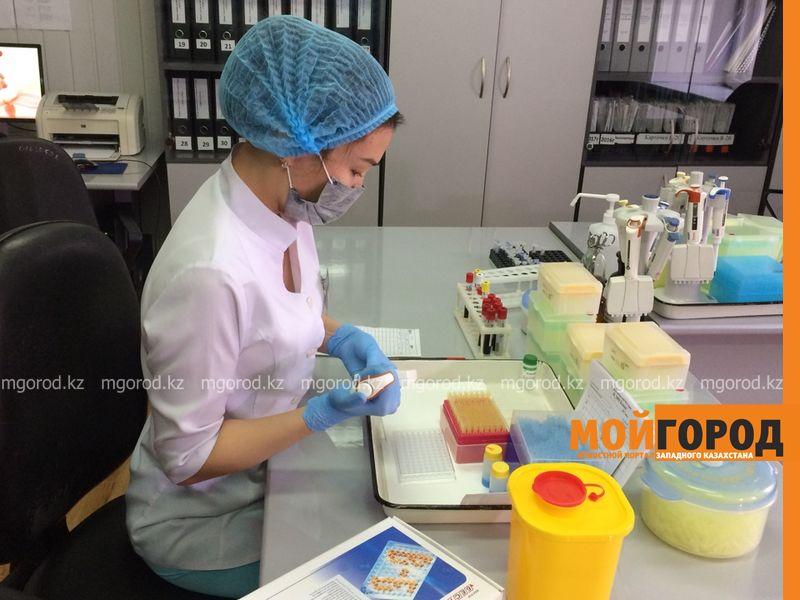 Около 1300 тестов на коронавирус провели среди жителей Атырауской области С начала года в ЗКО зарегистрирован 31 новый случай заражения ВИЧ