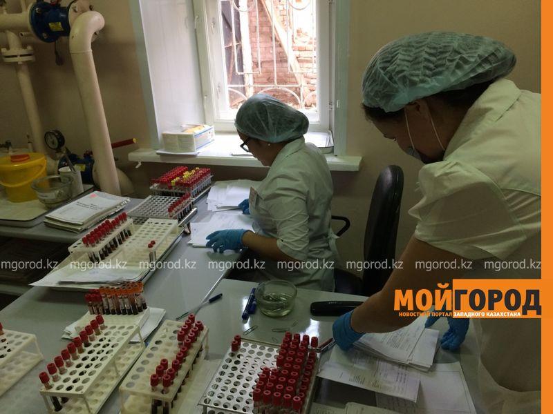 Новости Уральск - С начала года в ЗКО зарегистрирован 31 новый случай заражения ВИЧ