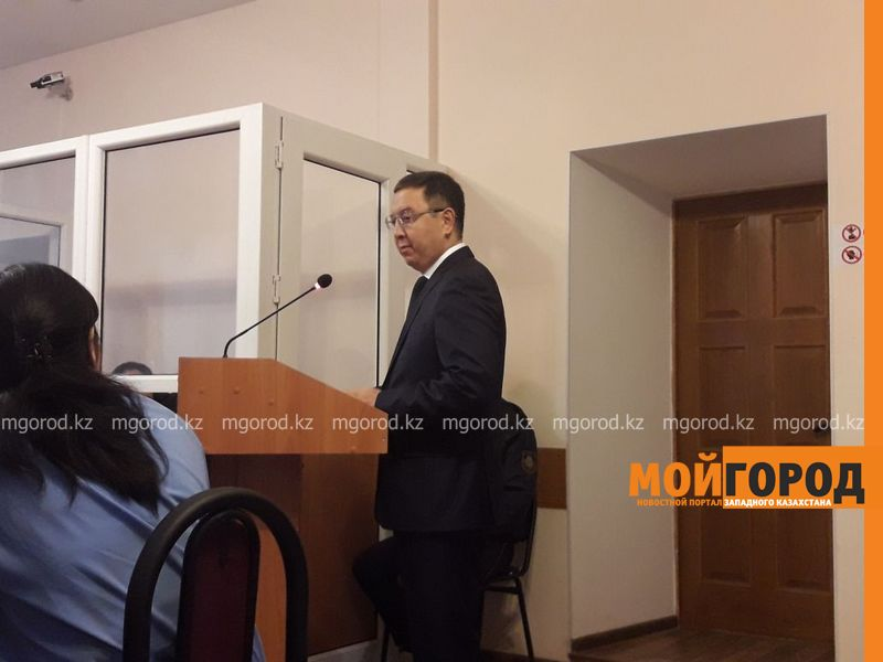 В суде по делу получения взятки 101 млн тенге допросили бывшего руководителя ДГД ЗКО