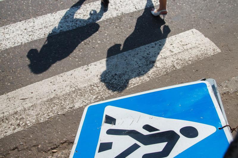 Новости Атырау - В Атырау на пешеходном переходе насмерть сбили 4-летнюю девочку