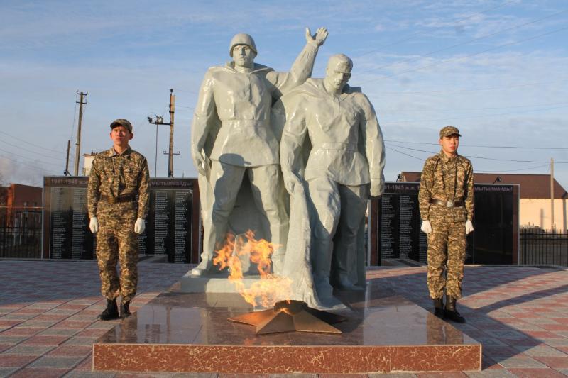 Новости Актобе - Ко Дню Независимости в Атырауской области презентовали новый парк отдыха