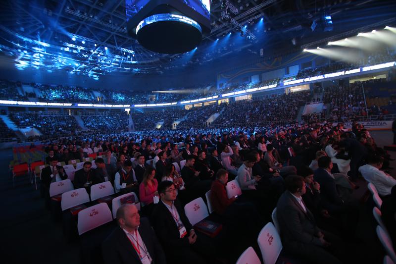 Новости Уральск - Школа Бизнеса Синергия провела Synergy Global Forum в Алматы