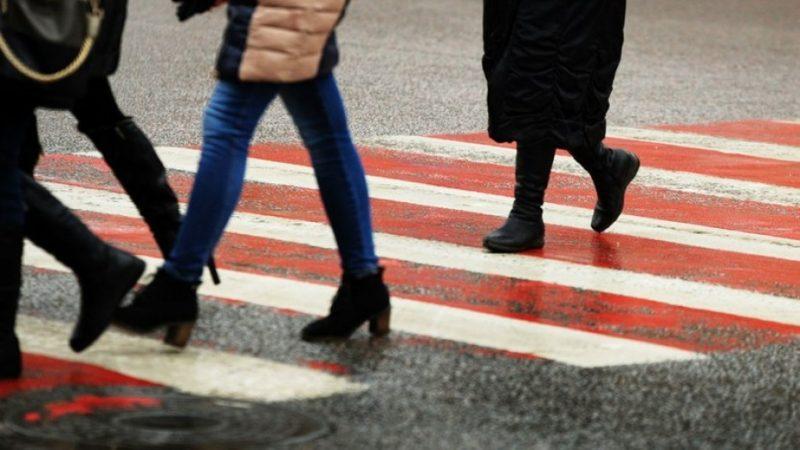 Новости Атырау - В Атырау за наезд на пешехода водителя оштрафовали и лишили прав