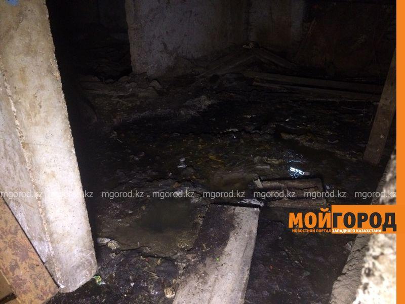 Новости Уральск - Жители многоэтажки в Уральске задыхаются от запаха фекалий
