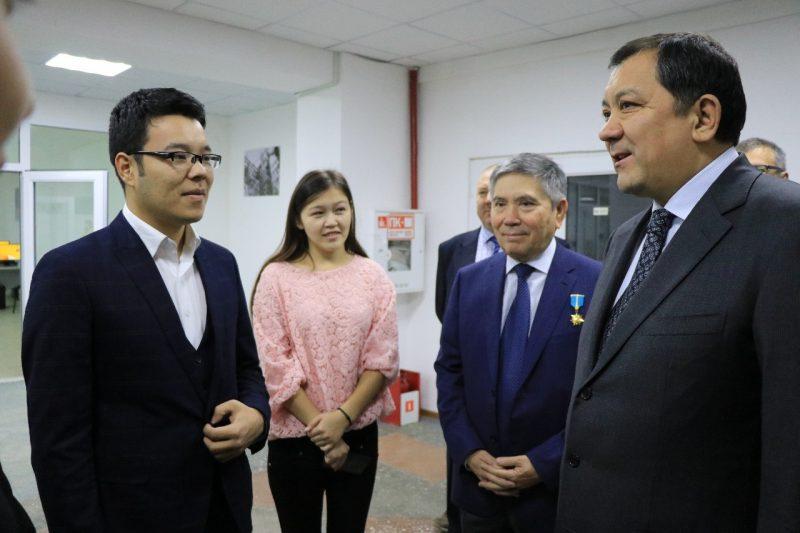 Новости Атырау - В Атырау построят студенческий кампус