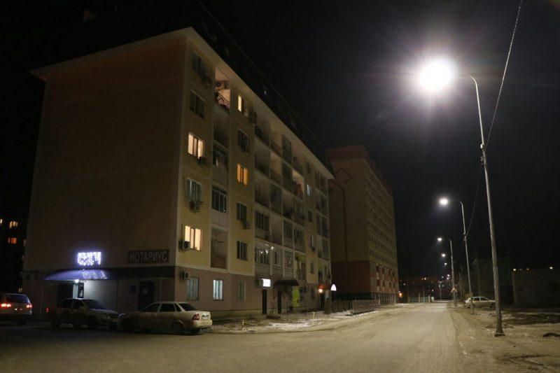 Новости Атырау - На 39 улицах Атырау появится современное LED-освещение