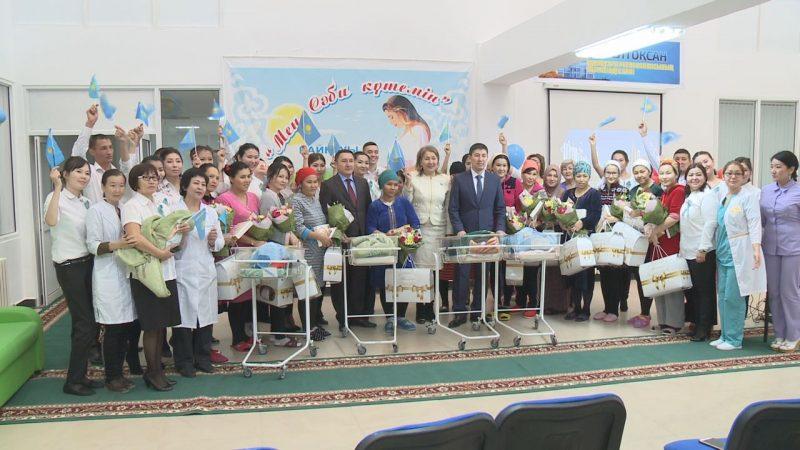 Новости Атырау - 38 детей родилось в День Независимости в Атырауской области